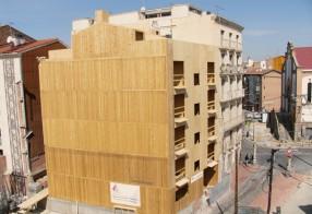 Edificio 6 plantas, Lleida