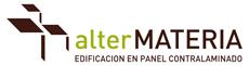 AlterMateria, edificación en panel contralaminado CLT